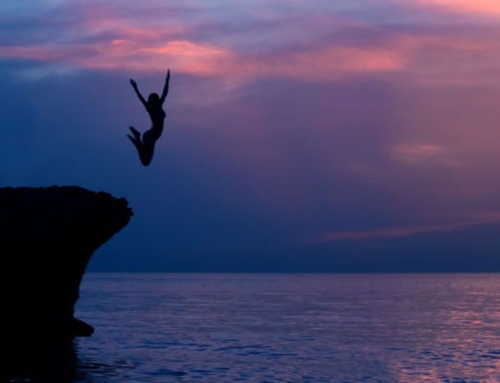 Getting from Here to There – Leaping into Happiness