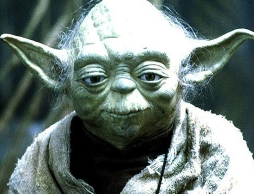 Jedi Master Secrets: How to be mindful of your energy signature