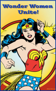 nectar consulting wonder woman