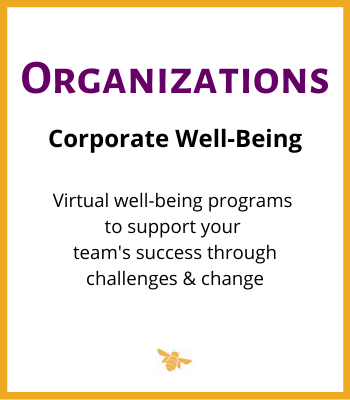 Organizations Corporate Well-Being